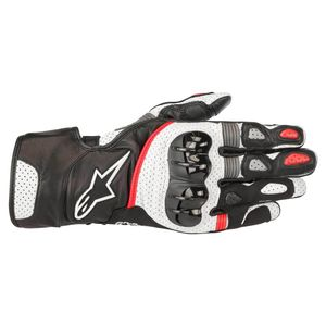 Gants SP-2 V2  Black/White/Red