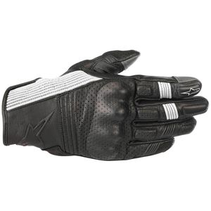 Gants MUSTANG V2  Black/white
