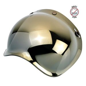 Ecran casque BUBBLE MIRROR - GRINGO  Or