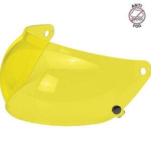 Ecran casque BUBBLE YELLOW - GRINGO S  Jaune