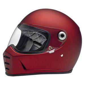 Casque LANE SPLITTER - COLOR MATT  Red Matt