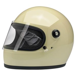 Casque GRINGO S - GLOSS COLOR  Vintage White
