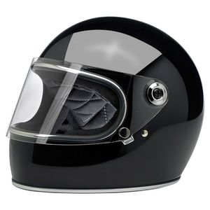 Casque GRINGO S - GLOSS  BLACK