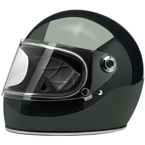 Casque GRINGO S - GLOSS COLOR  Sierra Green