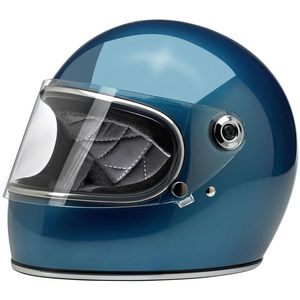Casque GRINGO S - GLOSS COLOR  Pacific Blue