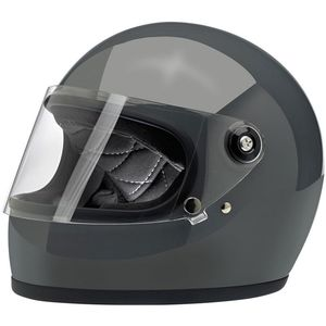 Casque GRINGO S - GLOSS  Storm Grey