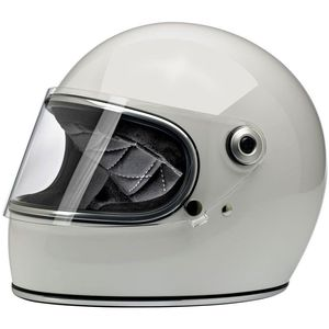 Casque GRINGO S - GLOSS  White