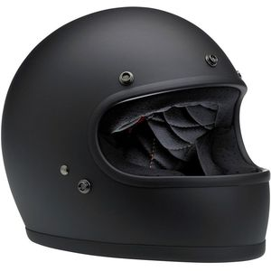 Casque GRINGO - MATT  Black Matt