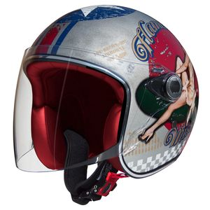 Casque Premier Le Petit Visor Pin Up
