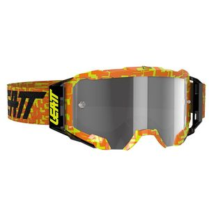 Masque cross VELOCITY 5.5 - NEON ORANGE 2021 Orange