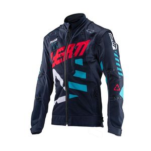 Veste enduro 4.5 X-FLOW - BLUE 2020 Bleu