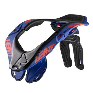 Protection cervicale GPX 5.5 NECK BRACE - ROYAL 2021 Blue Red