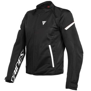 Blouson BORA AIR TEX  Black/white