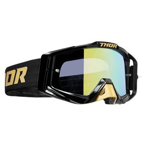 Masque cross SNIPER PRO - GOLD BLACK 2021 Black Gold