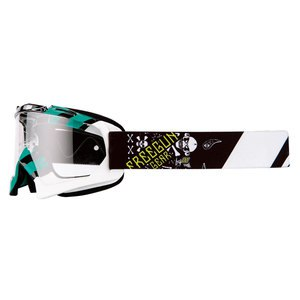 Masque cross YH-16 BANDANA - MINT LIME 2020 Vert