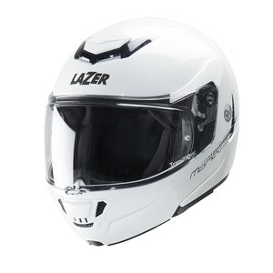 Casque MONACO EVO PURE GLASS  Blanc