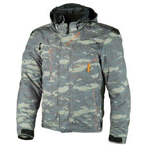 Blouson REDOX NIGHT EYES  Camo Gris
