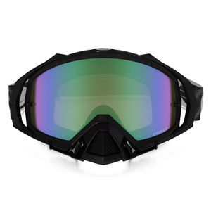 Masque cross MAYHEM PRO MX  - JET BLACK LENS PRIZM JADE 2016 Noir