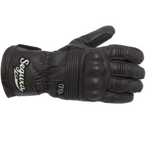 Gants Segura Marshall Marron