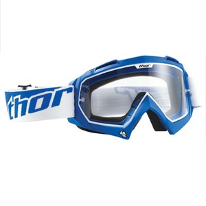 Masque cross ENEMY BLUE ENFANT  Bleu