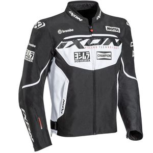 Blouson MATRIX EVO  Black/White