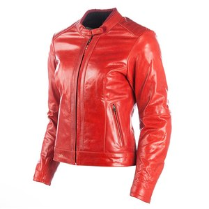 Blouson CHARLIZE CE  Red crunch