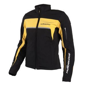 Veste SOFTSHELL WOMEN  Black/Yellow