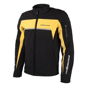 Veste SOFTSHELL MEN  Black/Yellow
