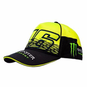 Casquette CAP REPLICA - MONSTER COLLECTION  Jaune/Noir
