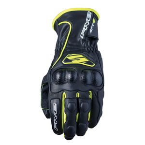 Gants RFX4 NEW  Black Fluo Yellow