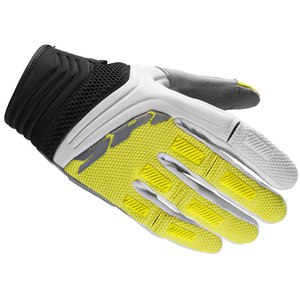 Gants cross MEGA-X 2016 Jaune