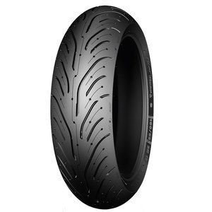Pneumatique PILOT ROAD 4 180/55 ZR 17 (73W) TL