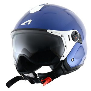 Casque Astone Minijet Sport Monocolor Metallic