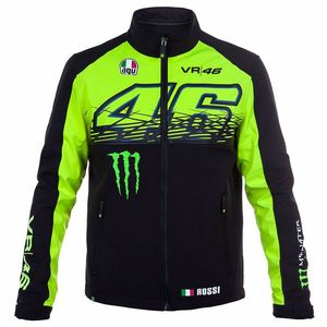 Veste SOFT SHELL REPLICA - MONSTER COLLECTION  Jaune/Noir