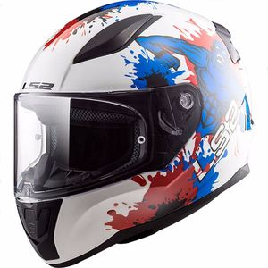 Casque Ls2 Ff353j - Rapid Mini Monster Enfant