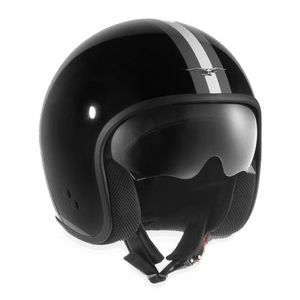 Casque STRIPES  Noir