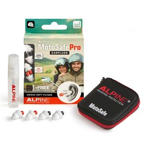 Protections auditives MOTO  SAFE PRO