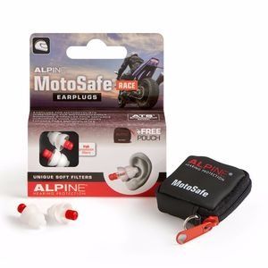 Protections auditives MOTO SAFE RACE