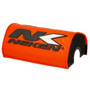 Mousse de guidon   orange fluo