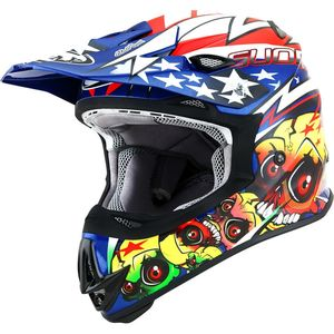 Casque cross MR JUMP - KUBIK 2021 Multi