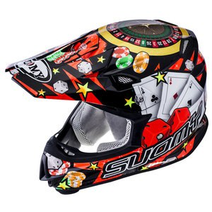 Casque cross MR JUMP JACKPOT 2017 Noir