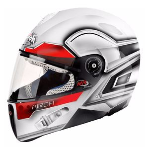 Casque Airoh Mr Strada - Lunar