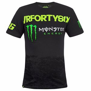 T-Shirt manches courtes REPLICA DTBC - MONSTER COLLECTION  Noir
