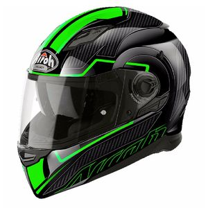Casque Airoh Movement S - Faster Green