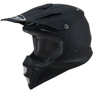 Casque cross MX SPEED PRO MIPS - PLAIN - BLACK MATT 2021 Matt Black