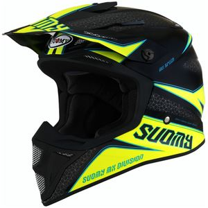Casque cross MX SPEED MIPS - TRANSITION - YELLOW 2021 Yellow