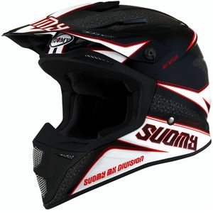 Casque cross MX SPEED MIPS - TRANSITION - WHITE 2021 White