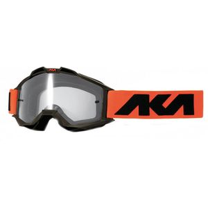 Masque cross VORTIKA SPORT - NOIR ORANGE 2019 Noir Orange