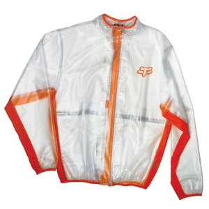 Veste de pluie MX FLUID  Orange
