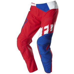 Pantalon Cross Fox Destockage Flexair Libra Pant Blue/red Glen Helen 2015